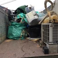 本日相模原市南区にて、エアコンアルミラック不用品回収してきました。のサムネイル