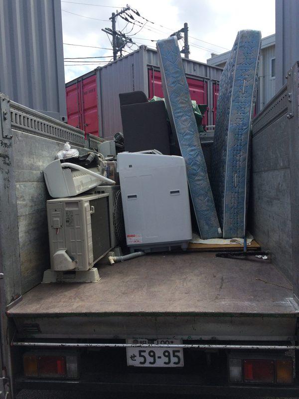 厚木市金田にて、買取と不用品回収案件です。のサムネイル