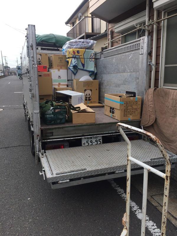 本日は、平塚から、日本橋へ引っ越しです。のサムネイル