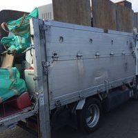 神奈川県相模原市緑区にて、不用品回収2トンいっぱいです。のサムネイル