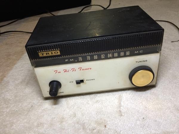 神奈川県相模原市南区にて、真空管ラジオ買取ました。のサムネイル
