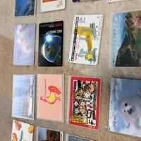 神奈川県厚木市上依知にて、テレフォンカード買取しました。のサムネイル