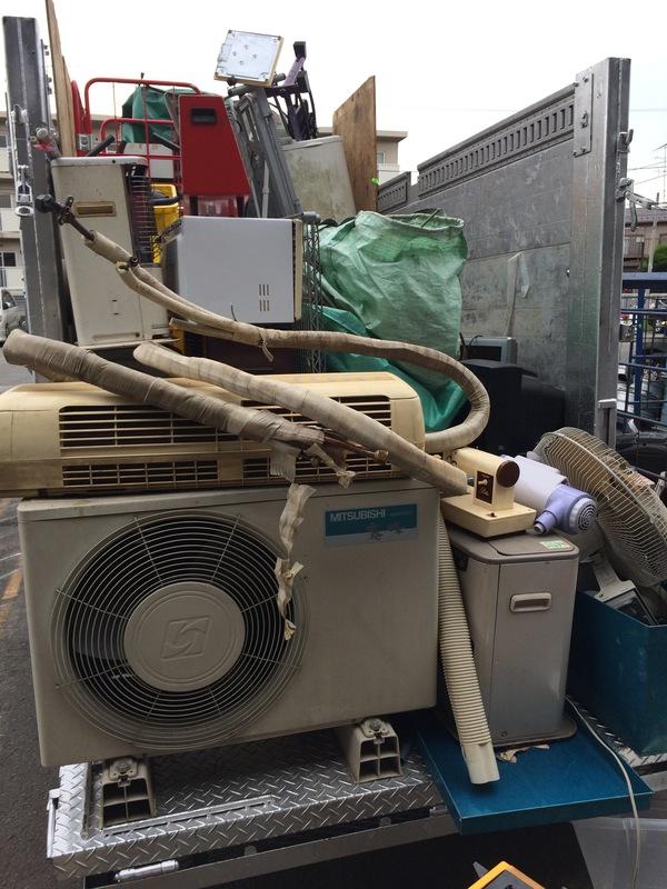 本日は、厚木市七沢にて、不用品回収していました。のサムネイル