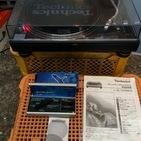 本日の買取品は、Technics テクニクス ターンテーブル SL-1200MK5です。