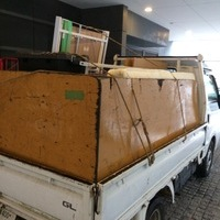 東京都新宿区にて、不要品回収の写真です。のサムネイル
