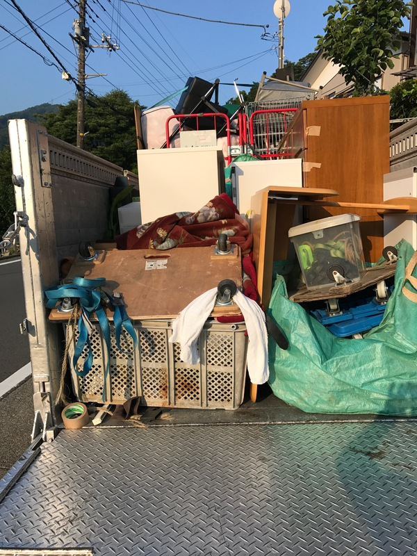 神奈川県川崎市川崎区にて、不要品回収でしたのサムネイル