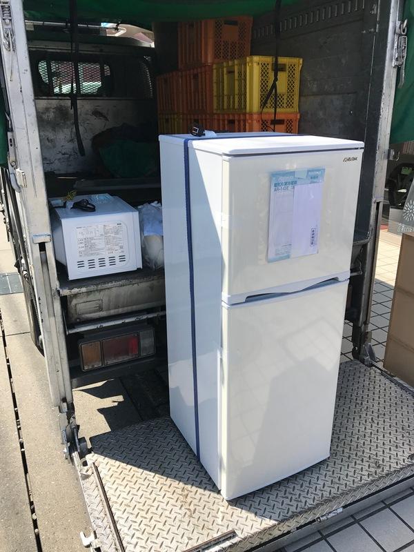 海老名市国分寺台にて、冷蔵庫買取案件頂きました。のサムネイル