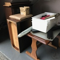 神奈川県厚木市幸町にて、家具などの不用品回収しました。のサムネイル