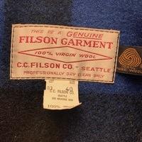 神奈川県相模原市緑区にて、フィルソン シングルマッキーノクルーザージャケットを引き取りました。のサムネイル