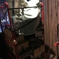 神奈川県厚木市水引にて、1トン満載の不用品回収してました。のサムネイル