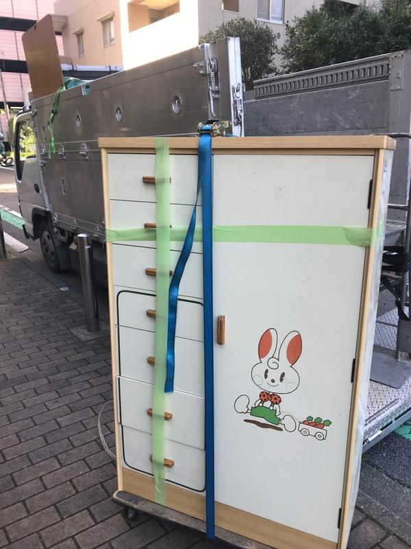 神奈川県相模原市中央区にて、タンス不用品回収していました。のサムネイル
