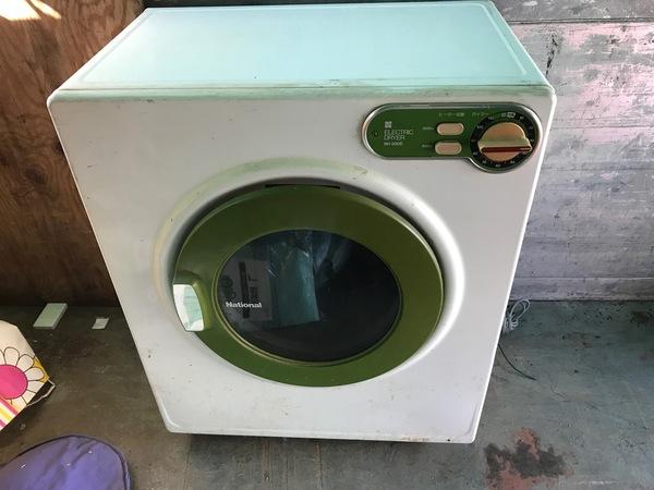 神奈川県厚木市旭町にて、乾燥機不用品回収しました。のサムネイル