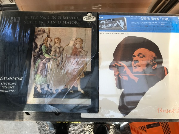 厚木市旭町にて、サザンオールスターズのレコードを買取ましたのサムネイル