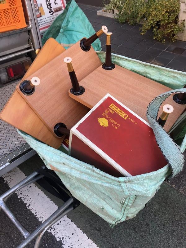 神奈川県厚木市旭町にて、居酒屋さんの調理器具を買取しました。のサムネイル
