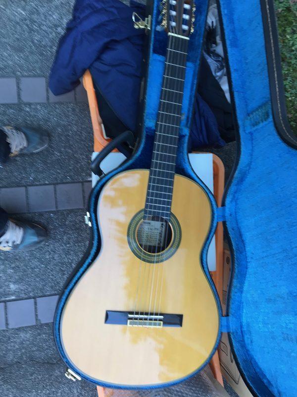 神奈川県厚木市宮の里にて、YAMAHAギター買取ましたのサムネイル