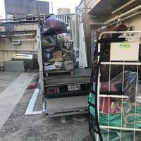 東京都港区高輪にて、家一軒の不用品回収をしてきました。のサムネイル