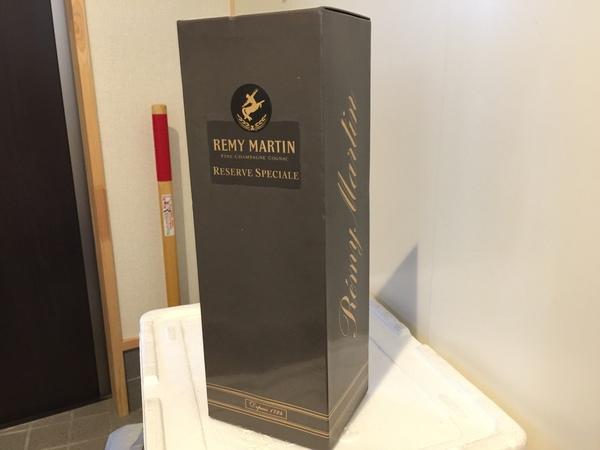 静岡県掛川市城北にて、レミーマルタン買取ました。のサムネイル