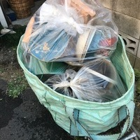 東京都大田区田園調布本町にて、2トン2台分の不用品回収しました。のサムネイル