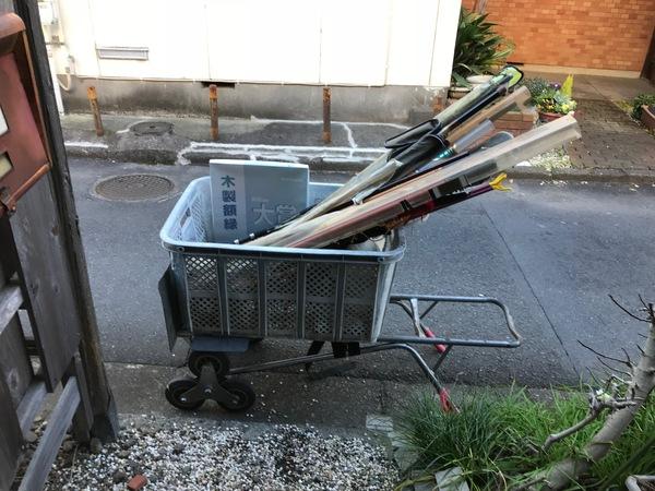 神奈川県厚木市中町にて、釣竿40本買取しました。のサムネイル