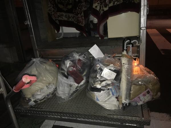 神奈川県相模原市中央区にて、引越し後の不用品回収しました。のサムネイル