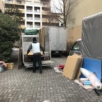 神奈川県横浜市緑区にて、タンスなどの不用品回収しました。のサムネイル