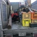 神奈川県厚木市上落合にて、倉庫の不用品回収しました。