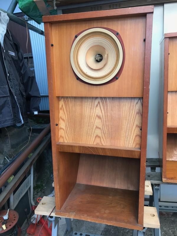 神奈川県厚木市飯山にて、コーラルスピーカーを買取ました。のサムネイル