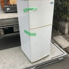神奈川県鎌倉市大船にて、冷蔵庫の不用品回収をしてました。