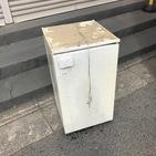 神奈川県座間市にて、ワンドア冷蔵庫不用品回収しました。
