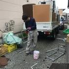 平塚市南金目にて、2トン2台分の不用品回収案件を終了しました