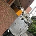横須賀市鷹取の学生寮にて2トン分の不用品回収をしました