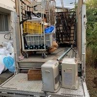 神奈川県鎌倉市植木にて2トントラック分の不用品回収をしました。のサムネイル