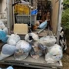 神奈川県鎌倉市植木にて2トントラック分の不用品回収をしました。