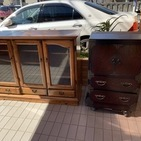 神奈川県大和市深谷西にて小物家具の買取をしました。
