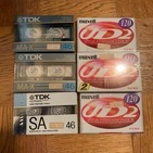 神奈川県厚木市妻田西にてカセットテープ買取しました。