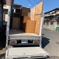 神奈川県厚木市上荻野にて、2トン1台分の不用品回収をしましたのサムネイル