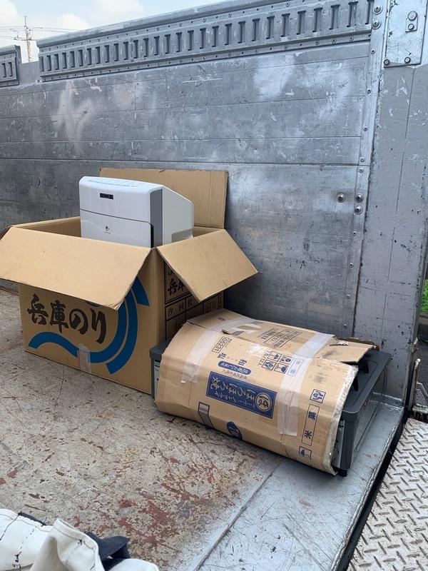 川崎市麻生区にて空気清浄機買取しました。のサムネイル